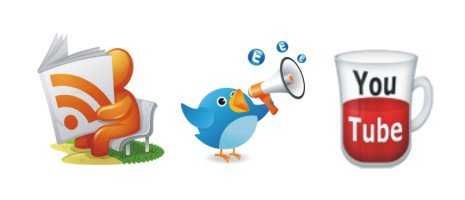 Cara memasang social media di sidebar wordpress