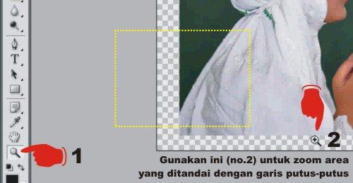 Tutorial Cara Mengganti Background Foto Dengan Photoshop