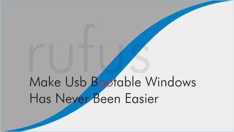 Cara Mudah Membuat Bootable USB Windows