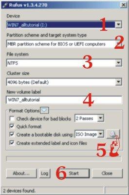 Cara Paling Mudah Membuat Bootable USB Windows XP, 7 & Windows 8