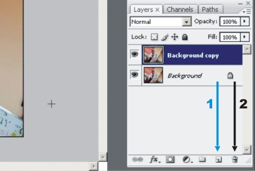 cara merubah warna background foto dengan photoshop cs3