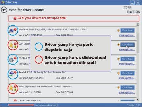 Cara Paling Mudah Instal Driver Windows Dengan Drivermax