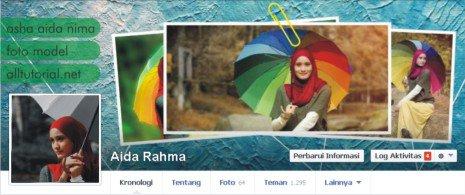 Cara Membuat Sampul Facebook Dengan Coreldraw