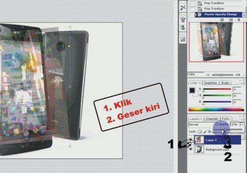 Cara Membuat Foto Menjadi Wallpaper di Gambar HP