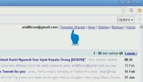 Cara Kirim SMS Gratis dari Gmail