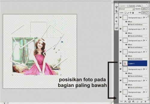 how to creat collage photos
