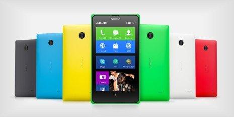 Spesifikasi & Harga Nokia X