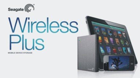 Ulasan Seagate Hard Disk Wireless Plus 1 TB