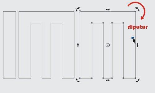 langkah-langkhnya bikin logo m3
