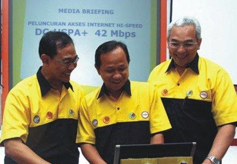 Indosat Luncurkan Internet Super Cepat 42 Mbps