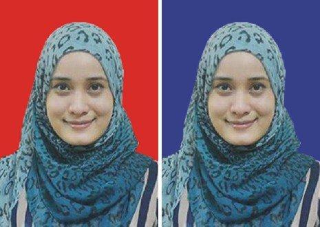 Cara Membuat Pas Foto Dengan Photoshop