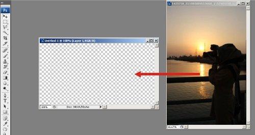 Tutorial photoshop - cara merubah ukuran gambar
