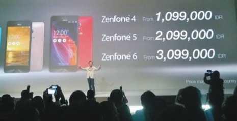 Review, Harga & Spesifikasi Asus Zenfone 6