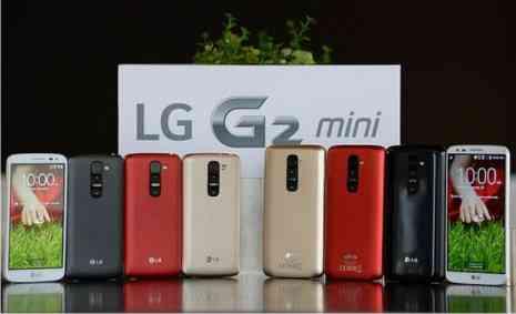 Review, Harga & Spesifikasi LG G2 Mini