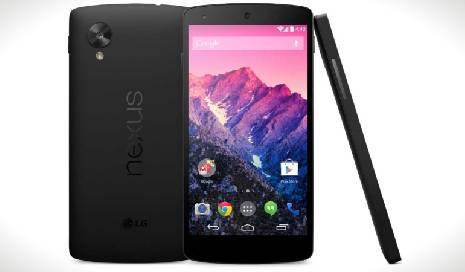 Harga & Spesifikasi LG Nexus 5