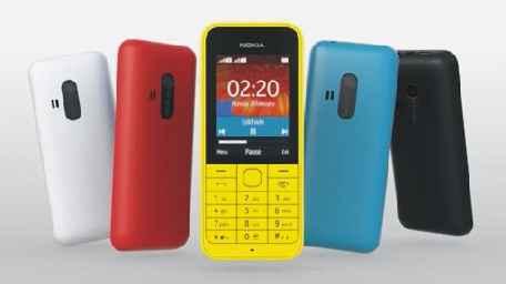 Harga & Spesifikasi Nokia 220 Dual SIM