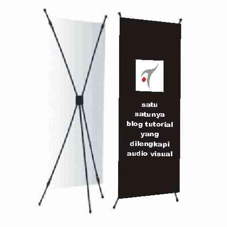 Jenis Jenis & Ukuran Banner Indoor