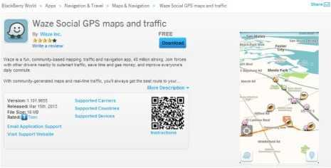 Aplikasi Navigasi Pilihan Untuk Mudik Lebaran