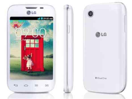 Review, Harga & Spesifikasi LG L40
