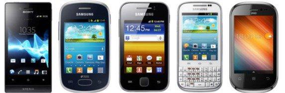 Daftar Smartphone Android KitKat Harga Murah