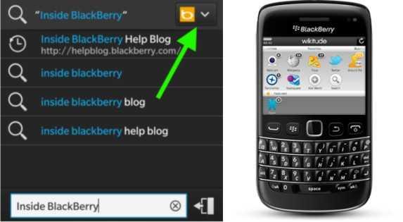 Tips & Trik Menggunakan Browser BlackBerry OS 10