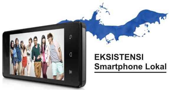 Smartphone lokal tetap eksis ditengah gempuran pasar akan smartphone branded