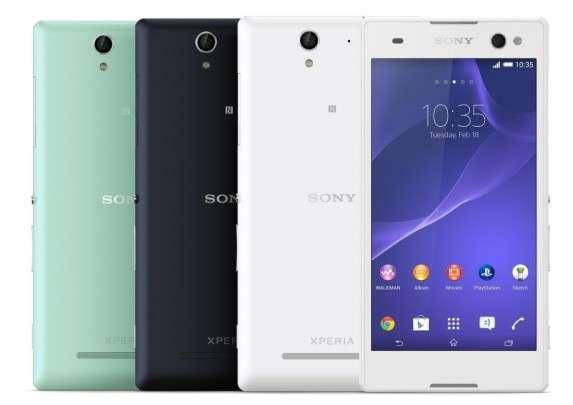 Review, Harga & Spesifikasi Sony Xperia C3