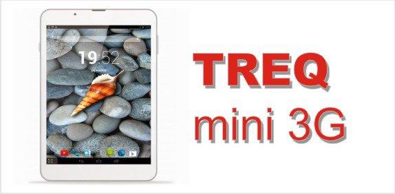 Review, Harga & Spesifikasi Treq Mini 3G