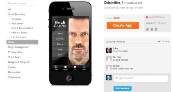 4 langkah membuat aplikasi Android dengan iBuildApp