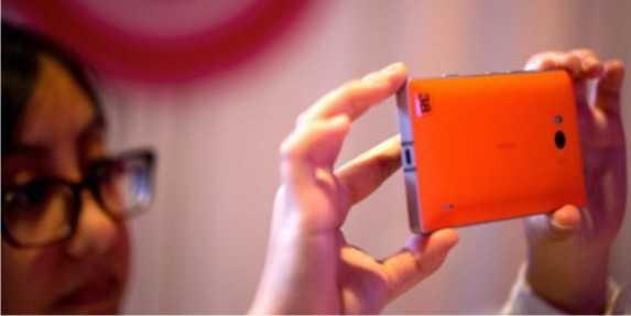 Fitur-fitur keren dari aplikasi Lumia Selfie