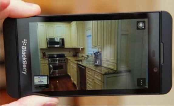 Cara mengoptimalkan kamera Blackberry 10