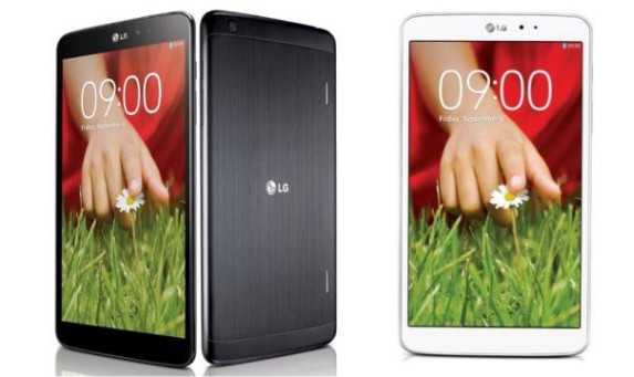 Review, Harga & Spesifikasi LG G Pad 8.0 4G