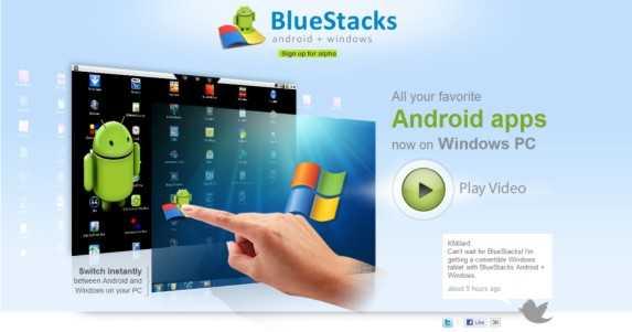 Tentang BlueStacks yang merupakan emulator Android