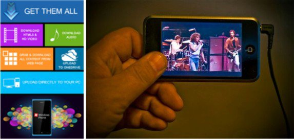 Cara download video Youtube di Windows Phone