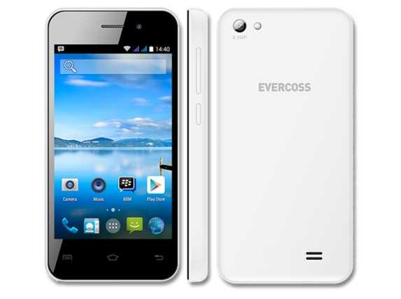 Review Harga & Spesifikasi Smartphone Evercoss A7E