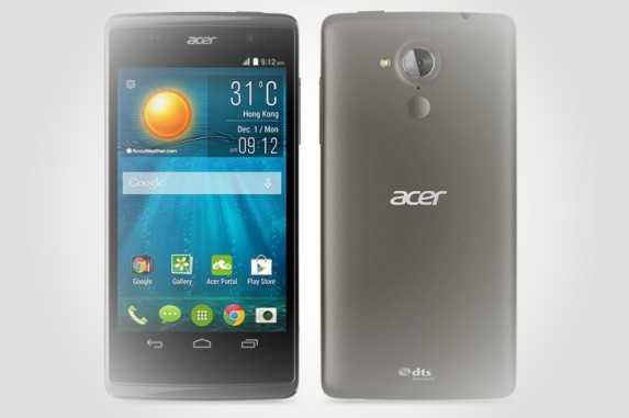 Review, Harga & Spesifikasi Smartphone ACER Liquid Z500