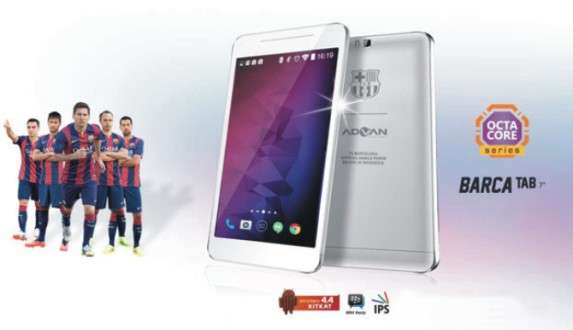 Review, Harga & Spesifikasi Tablet ADVAN T1X Barca Tab 7