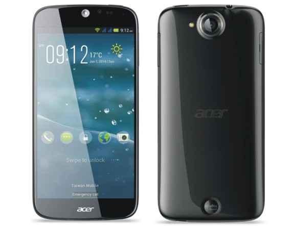 Review, Harga & Spesifikasi Smartphone Acer Liquid Jade