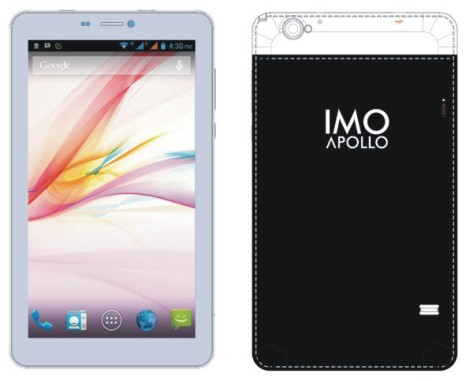 Review, Harga & Spesifikasi Tablet IMO APOLLO