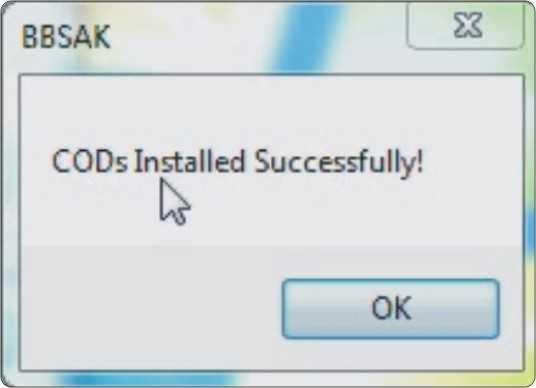 Install bahasa arab di Blackberry sukses