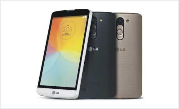 Review, Harga & Spesifikasi Smartphone LG L BELLO Dual SIM