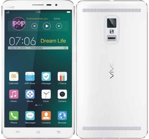 Review, Harga & Spesifikasi Smartphone VIVO Xplay 3S