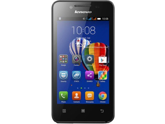 Review, Harga & Spesifikasi Smartphone Lenovo A319
