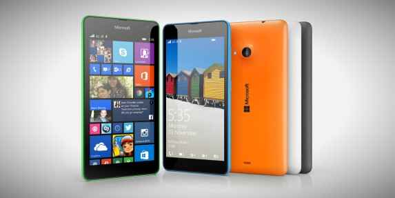 Review, Harga & Spesifikasi Smarphone Microsoft Lumia 535