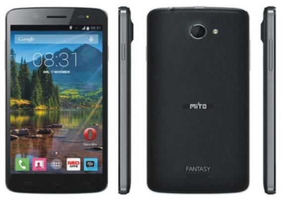 Review, Harga & Spesifikasi Smartphone MITO A60 Fantasy U
