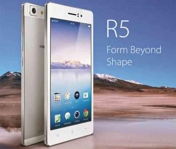 Review, Harga & Spesifikasi Smartphone OPPO R5