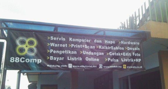 Jasa servis komputer panggilan di Magelang