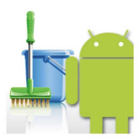 tips hapus total data di android