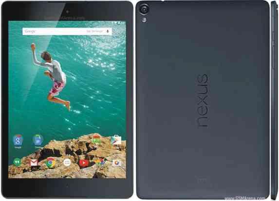 harga & spesifikasi Tablet HTC Nexus 9