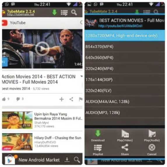 Cara Paling Mudah Download Video Youtube di Android Ya dengan TubeMate